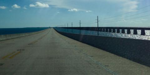 Über sieben Brücken musst du gehn
