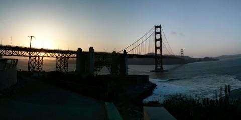 Auf der Suche nach dem Golden Gate …