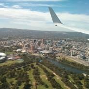 Auf nach Adelaide