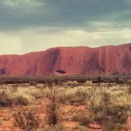 Der große rote Stein