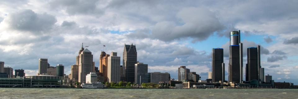 Detroit und die Flucht nach Kanada